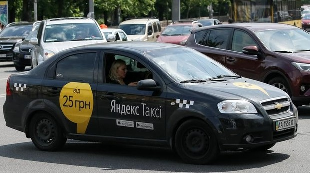 táxi yandex (Foto: Reuters)