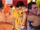 No 'Dia do beijo' relembre beijos polêmicos entre famosos