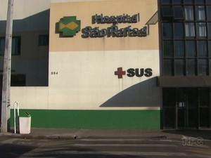 Leitos de UTI de hospital de Rolândia serão fechados por falta de médicos (Foto: Reprodução RPC)