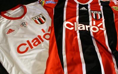 Botafogo apresenta novo uniforme para o Campeonato Paulista (Foto  Cleber  Akamine) cde4e5c295f7f