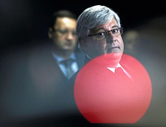 Rodrigo Jano Procurador Geral da República (Foto:  Ueslei Marcelino/REUTERS)