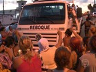 Batalhão de Choque volta a entrar em presídio do Recife para revistar presos