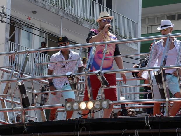 'Gordinho Gostoso' é um dos hits do carnaval 2015 (Foto: Jefferson Peixoto/Ag Haack)