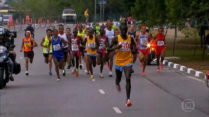 Maratona de São Paulo acontece neste domingo (24)