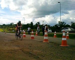 Triathlon Acre (Foto: Agnes Cavalcante)