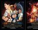 """Los Angeles Galaxy promove jogo com cartaz no estilo de """"Star Wars"""""""
