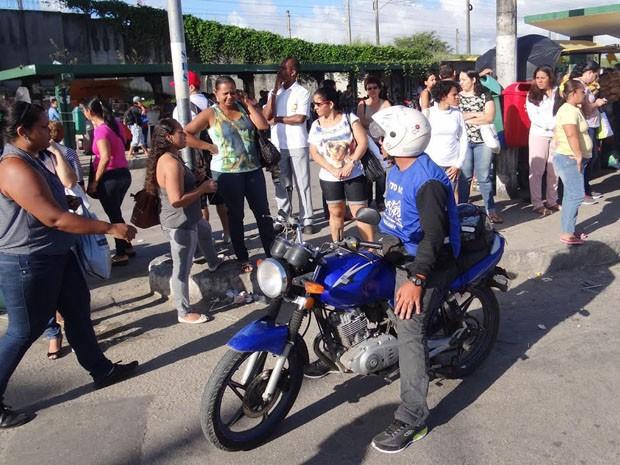Mototaxi (Foto: Katherine Coutinho/G1)