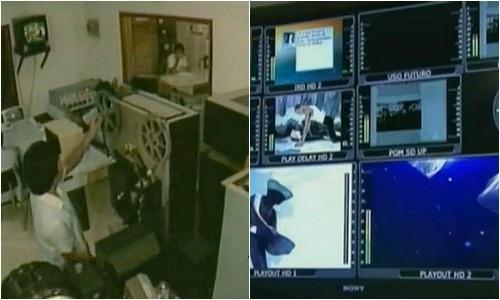 TV Roraima, transformações ao longo de 38 anos (Foto: Bom dia Amazônia)