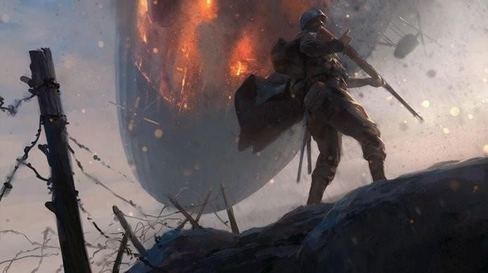 Companheiros caídos podem ser revividos mais rapidamente em Battlefield 1 (Foto: Divulgação/Electronic Arts)