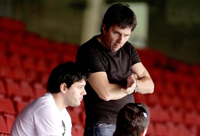 Jorge Messi, pai do atacante do Barcelona (Foto: AFP)