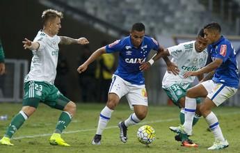 """""""Campeonato aberto"""" faz Cruzeiro mirar ascensão nas próximas rodadas"""