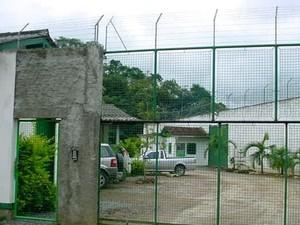 Liminar da Justriça interditou a unidade prisional na sexta-feira  (Foto: Deap/Divulgação)