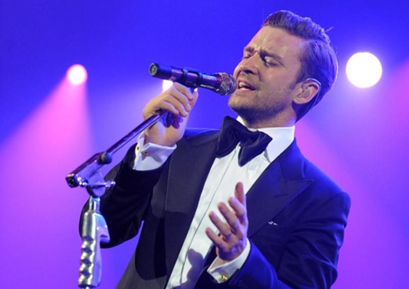 Justin Timberlake est de volta com um novo single, 'Can't Stop The Feeling' (Foto: Divulgao)
