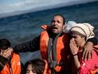 Europa recebe recorde de 218 mil migrantes pelo mar em outubro