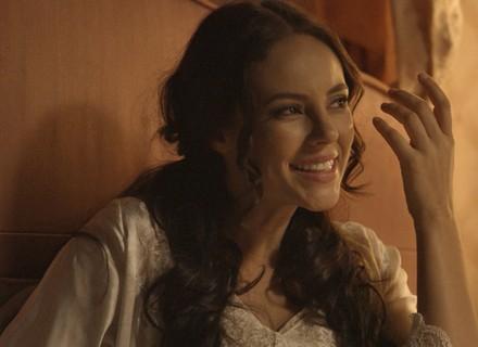 Melissa confessa que mentiu para destruir o casamento de Felipe