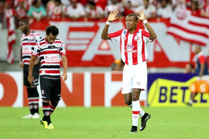 Gil Mineiro Náutico (Foto: Aldo Carneiro / Pernambuco Press)