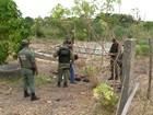 Rapaz de 15 anos é morto a tiros e corpo encontrado em horta na capital