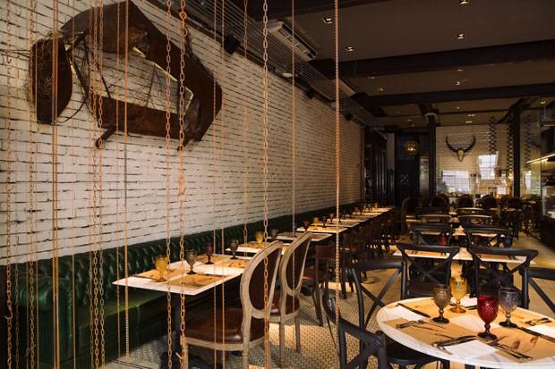 Açougue Central, o novo restaurante de Alex Atala em SP (Foto: Carol Gherardi/Divulgação)