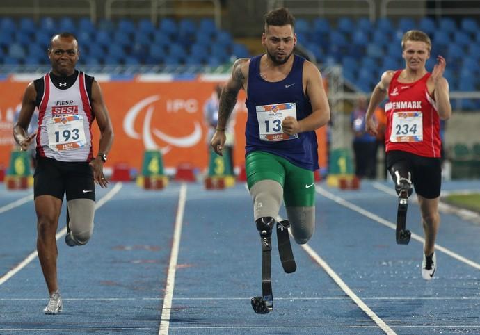 Alan Fonteles evento-teste atletismo paralímpico (Foto: Fernando Maia/MPIX/CPB)