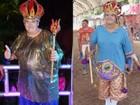 Rei Momo emagrece 90 kg e festeja mais samba no pé: 'Joelho agradece'