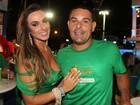 Bahls nega affair com ex de Ana Maria Braga: 'Gosto dos mais jovens'