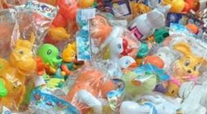 Brinquedos infantis podem ter compostos prejudiciais à saúde (Foto: Fotokannan WikiCommons)