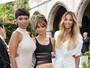 Halle Berry arrasa com vestido sexy em evento nos Estados Unidos