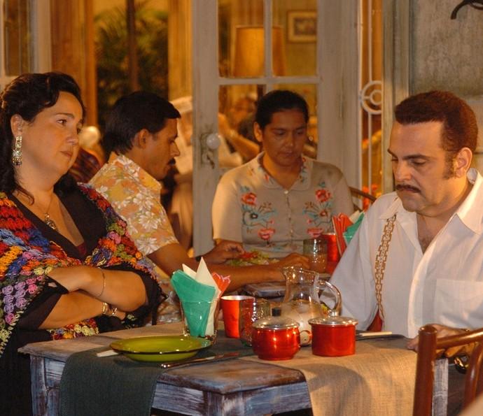 Em 2005, Guilherme Karan viveu Geraldito em América (Foto: João Miguel Jr/TV Globo)