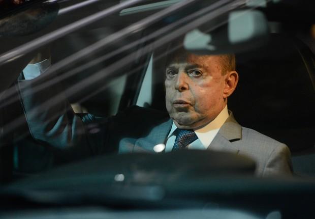 Governador Francisco Dornelles decreta estado de calamidade pública por causa da crise financeira (Foto: Fernando Frazão/ Agência Brasil)