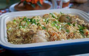 Como fazer galinhada mineira: receita da Carolina Ferraz
