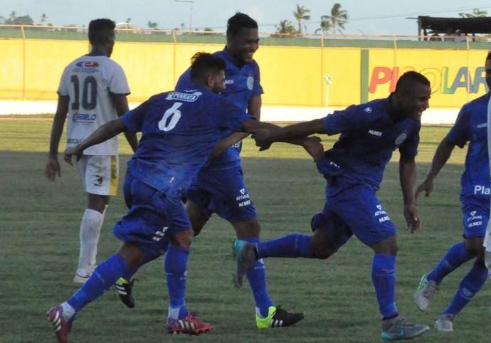 Boca Júnior x Confiança (Foto: Divulgação/ADC)