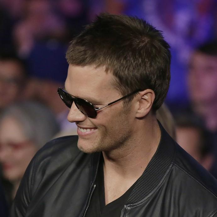 Tom Brady, marido de Gisele Bundchen e astro da NFL (Foto: AP)