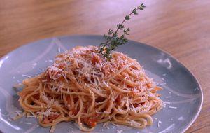 Espaguete à matriciana