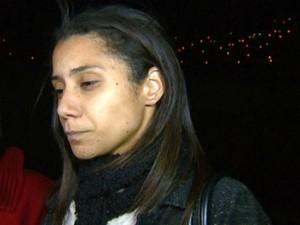 Cristiana Costa foi denunciada por tortura omissão (Foto: Reprodução EPTV)