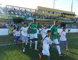 Cuiabá vence Sampaio Corrêa Série C (Foto: Assessoria/Cuiabá Esporte Clube)