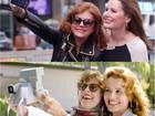 Susan Sarandon e Geena Davis revisitam 'Thelma & Louise' em ensaio