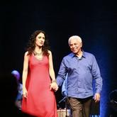 Marisa Monte e Paulinho da Viola (Foto: Leo Aversa/Divulgação)