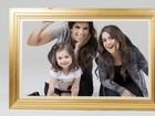 Mariana Leão posa com as filhas em clima de Dia das Mães: 'Amor intenso'