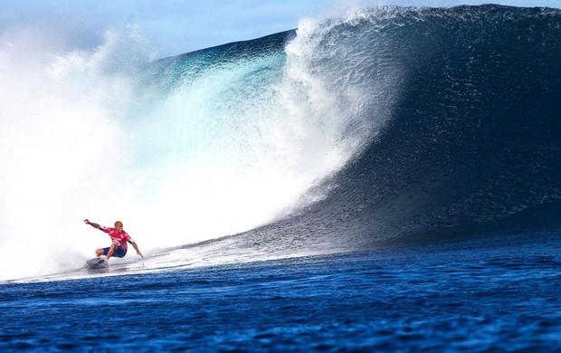 Surfe Kelly Slater Ilhas Fiji (Foto: Kristin / ASP)