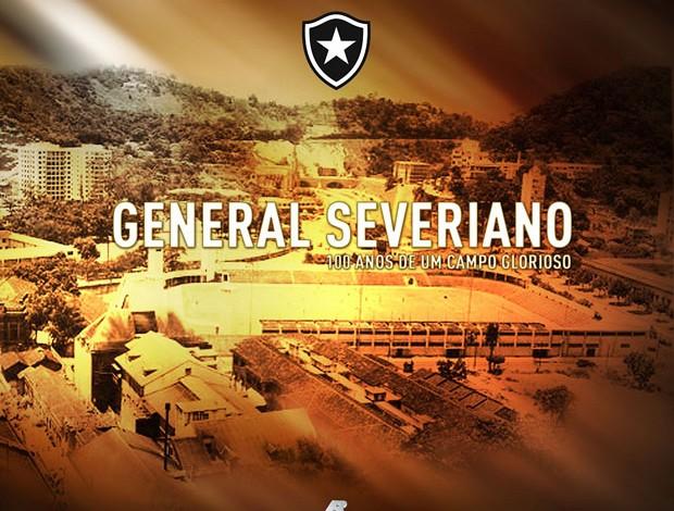 livro botafogo general severiano (Foto: Divulgação)