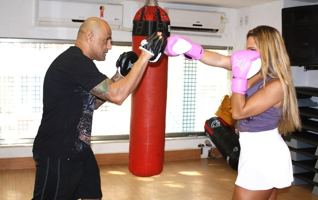 Bianca Salgueiro, eu atleta (Foto: Bebel Clark)
