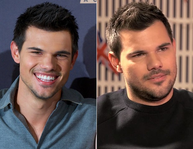 Taylor Lautner (Foto: AgNews/youtube)