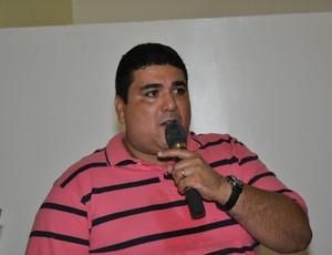 Carlos Eduardo, diretor de futebol do Maranhão (Foto: Biaman Prado/O Estado)