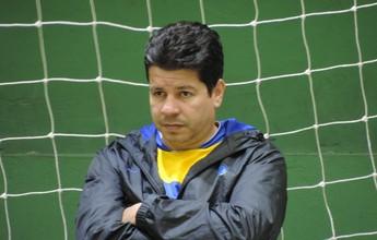 """Técnico do Dracena dispara contra a arbitragem: """"Interferiu no resultado"""""""