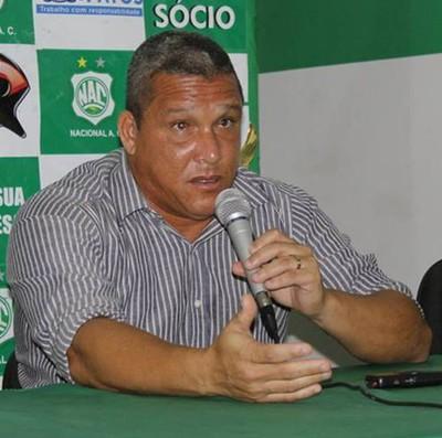 Givanildo Sales, Nacional de Patos (Foto: Divulgação / Nacional de Patos)