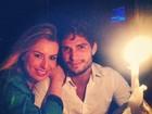 Fernanda manda recado para André: 'Nossa correria me mata de saudade'