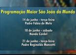 Programação do São João 2016 de Campina Grande é anunciada; confira