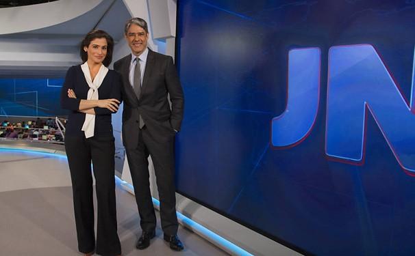 Jornal Nacional será exibido um pouco mais tarde neste dia 28 (Foto: Rede Globo)