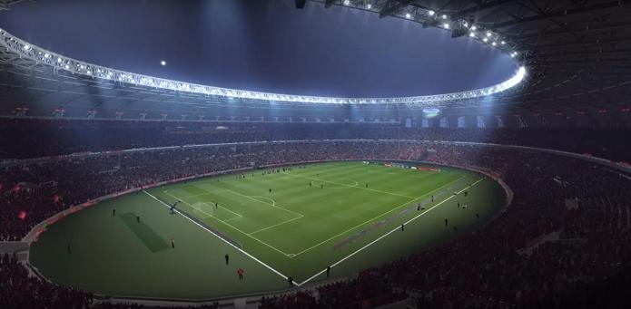 Beira-Rio tem visual imponente no game (Foto: Reprodução/Thiago Barros)