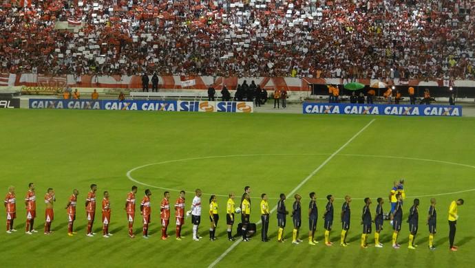CRB x Madureira  (Foto: Viviane Leão/GloboEsporte.com)